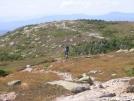 Pacman hikes up Saddleback by Cookerhiker in Thru - Hikers