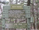 Paradise Lane Trail by Cookerhiker in Sign Gallery