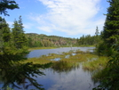 Pond On A-Z Trail by Cookerhiker in Views in New Hampshire