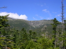 Presidential Ridgeline by Cookerhiker in Views in New Hampshire