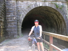 Paw Paw Tunnel On C&O Canal Towpath