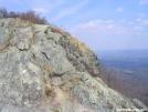 Cliffs of Race Mountain, Mass. by Cookerhiker in Views in Massachusetts