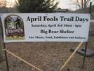 April Fools Hiker Bash 2010