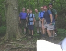 Spivey-to-Sam\'s Gap Troop by Cookerhiker in Day Hikers