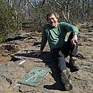Cookerhiker on Springer Mountain by Cookerhiker in Trail & Blazes in Georgia