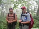 Stops Alot and Ned the Fed by Cookerhiker in Thru - Hikers