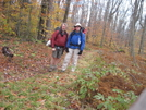 Cookerhiker & Northern Harrier Start The Susquehannock Trail, Pa