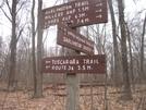 Tuscarora Trail Northern Terminus