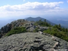 Looking south from West Peak of Bigalows by Cookerhiker in Views in Maine