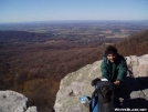 Yahtzee at Annapolis Rocks by ganj in Thru - Hikers