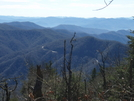 View From The At Just West Of Newfound Gap. by tarbender in Views in North Carolina & Tennessee
