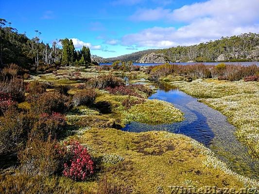 "Hiking in Tasmania ""Walls of Jerusalem"" NP"
