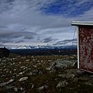Kungsleden trail July 2019