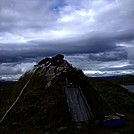 Kungsleden trail July 2019