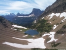 Ptarmigan tunnel view by fiddlehead in Continental Divide Trail