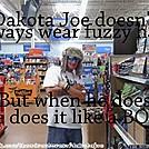 Like a Boss! by Team Dakota Joe in Faces of WhiteBlaze members