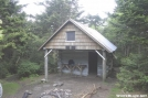 Roan High Knob Shelter by Ewker in North Carolina & Tennessee Shelters