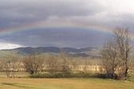 Rainbow Over The Cove