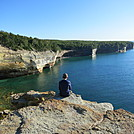 Pictured Rocks, Michigan by Subie Love in Other Trails