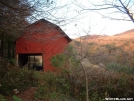 Overmountain Shelter October 20, 2005 by cabeza de vaca in North Carolina & Tennessee Shelters