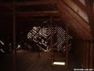 Overmountain Shelter Upstairs Interior 20OCT2005 by cabeza de vaca in North Carolina & Tennessee Shelters