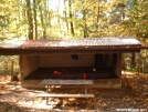 Cherry Gap Shelter 23OCT2005 by cabeza de vaca in North Carolina & Tennessee Shelters