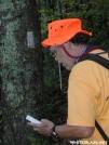 Cabeza de Vaca plays with his GPS. by cabeza de vaca in Section Hikers