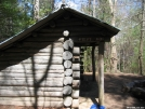 Side view of Deer Park Shelter 04APR2007 by cabeza de vaca in North Carolina & Tennessee Shelters