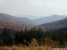 Overmountain Shelter View looking south down valley by cabeza de vaca in Views in North Carolina & Tennessee
