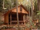 MountaineerFallsShelter by cabeza de vaca in North Carolina & Tennessee Shelters