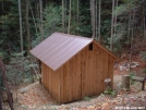 MountaineerFallsShelterapproach by cabeza de vaca in North Carolina & Tennessee Shelters