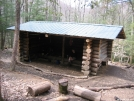 New Roaring Fork Falls Shelter 03APR2007 by cabeza de vaca in North Carolina & Tennessee Shelters