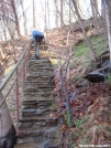Waterville School Road Stairs by cabeza de vaca in Views in North Carolina & Tennessee