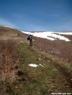 Climbing Max Patch in April by cabeza de vaca in Views in North Carolina & Tennessee