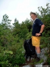 Cabeza de Vaca near Whiterock Cliff 26JUN2005 by cabeza de vaca in Section Hikers