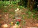 Grave Stone of 100 year old woman near Rice Gap by cabeza de vaca in Special Points of Interest
