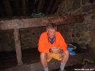 Cabeza de Vaca at Mt Collins Shelter by cabeza de vaca in Section Hikers