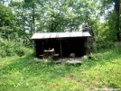 Jerry\'s Cabin Shelter on 25JUN2005 by cabeza de vaca in North Carolina & Tennessee Shelters
