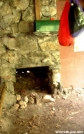 Fireplace at Jerry\'s Cabin Shelter by cabeza de vaca in North Carolina & Tennessee Shelters