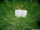Millard Haire Stone at Shelton Grave Site 25JUN2005 by cabeza de vaca in Special Points of Interest