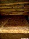 Spring Mountain Shelter Sleeping Platform 27JUN2005 by cabeza de vaca in North Carolina & Tennessee Shelters