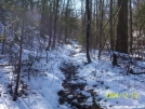 Snow on the Trail by SGT Rock in Trail & Blazes in North Carolina & Tennessee