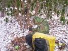 Dead Man Walking preparing for snow