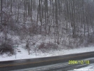 AT North from Stecoah Gap by SGT Rock in Trail & Blazes in North Carolina & Tennessee