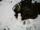 Snow In The Smokies - January 6th.