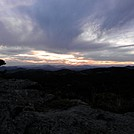 MST Sunset by Story in Other Trails