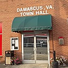 Damascus, Va by TOW in Virginia & West Virginia Trail Towns