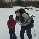 Me and the kiddo at Hunters Fild by AngelEyez in Views in Maine