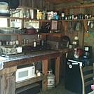 Standng Bear Hostel Kitchen