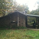 Russell Field Shelter (?) by Sean The Bug in North Carolina & Tennessee Shelters